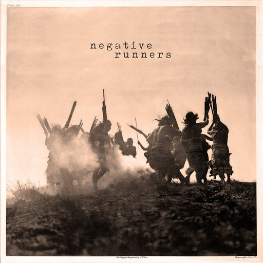 Negative Runners, s/t LP