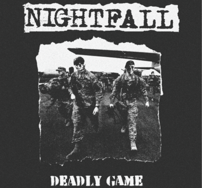 "Nightfall, Deadly Game - 7"" EP"