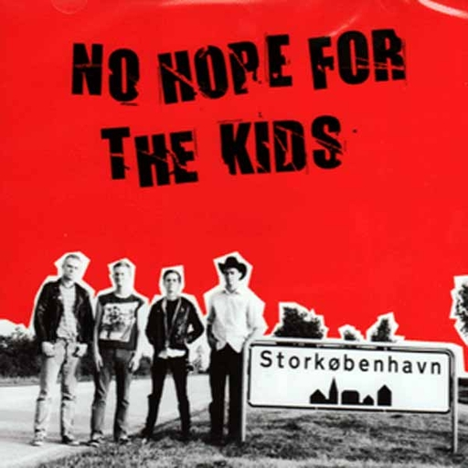 No Hope For The Kids, s/t CD