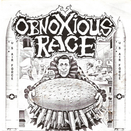 Obnoxious Race, s/t 7""