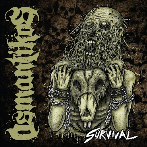 Osmantikos, Survival - LP LIIMTED GREEN VINYL