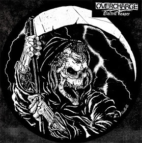 Overcharge, Electric Reaper - one sider picture LP