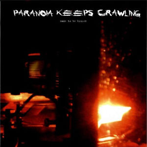 Paranoia Keeps Crawling, made to be broken - LP