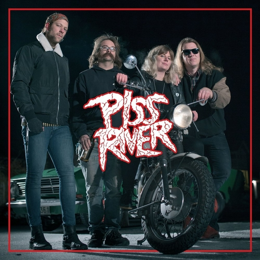 Piss River, s/t LP