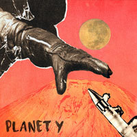 Planet Y, s/t 7""