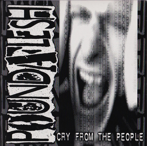 Poundaflesh, cry from the people -7""