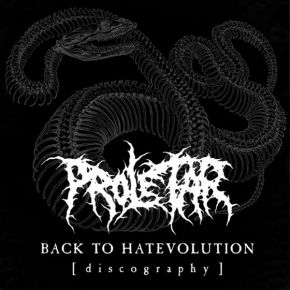 Proletar, back to hatevolution - Tape