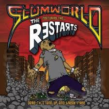Restarts, Slum World - CD