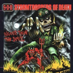 S.O.D. Bigger than the devil - CD