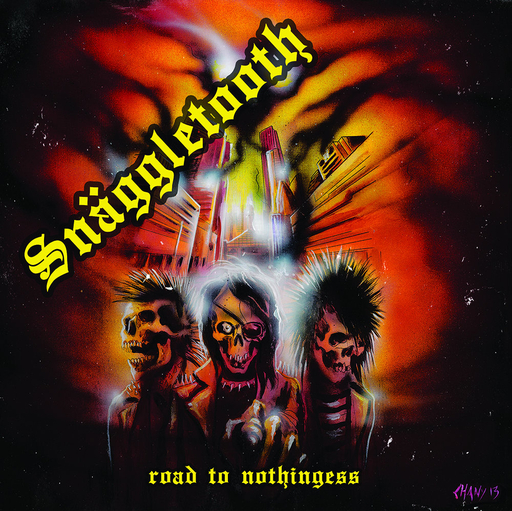 Säggletooth, road to nothings -7""
