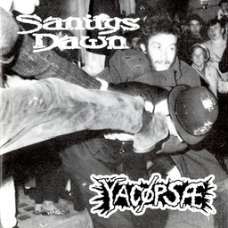 Sanitys Dawn / Yacoepsae, split CD