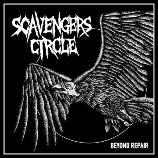 Scavengers Circle, Beyond Repair - CD