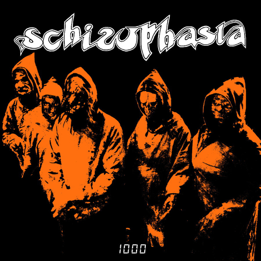 Schizophasia, 1000 - LP