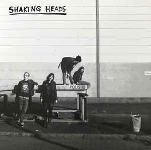 Shaking Heads, s/t LP