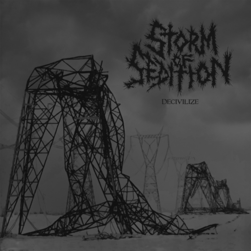 Storm Of Sedition, Decivilize - LP