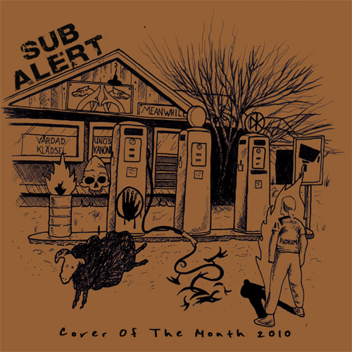 Sub Alert, cover of the month 2010 - CD