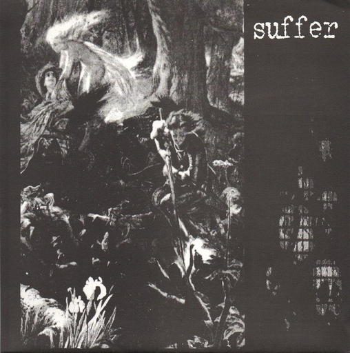 Suffer, Forest Of Spears -7""