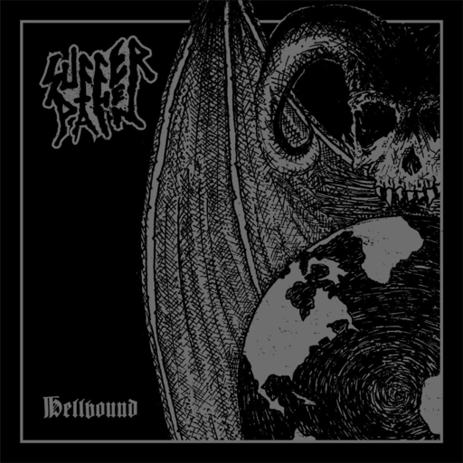 Suffer the pain, Hellbound - LP