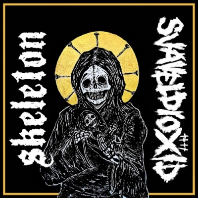 Svaveldioxid / Skeleton, split 7""