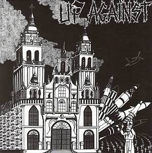 Up Against, s/t 7""