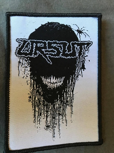 Ursut, äckelfejjan - Embroidered Patch