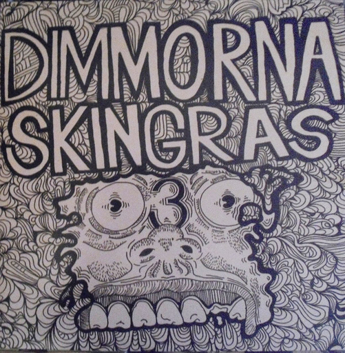 V/A Dimmorna Skingras Vol.3, comp LP