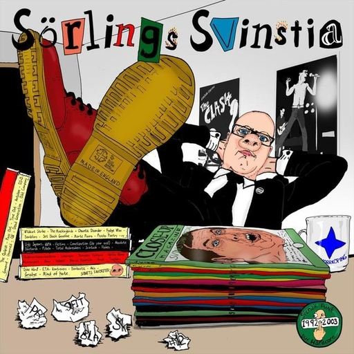 V/A Sörlings Svinstia - DLP