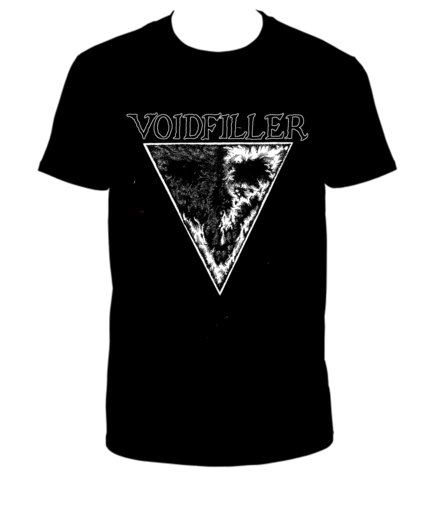 Voidfiller, triangle - T-shirt