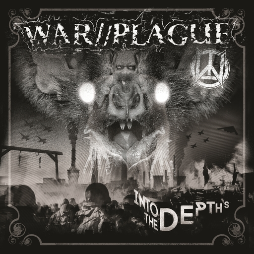 War//Plague, Into The Depths - LP