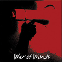 War of words, s/t - LP
