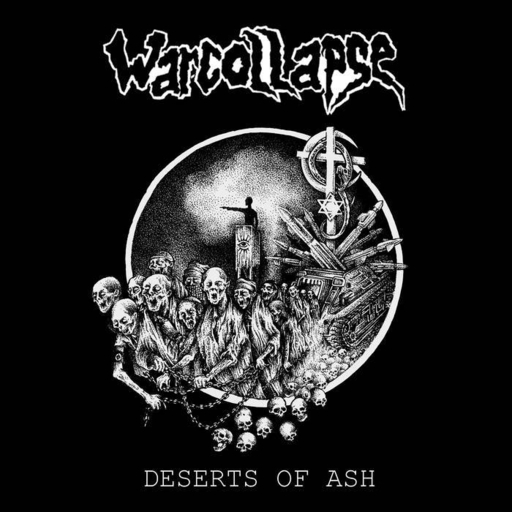 Warcollapse, Deserts Of Ash - 12""