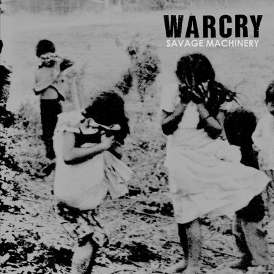 Warcry, Savage Machinery - LP