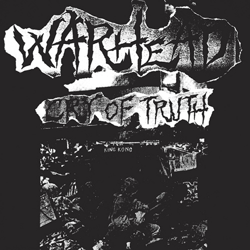 Warhead, Cry of Truth, 7""