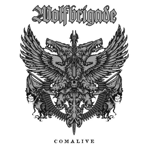 Wolfbrigade, comalive - CD