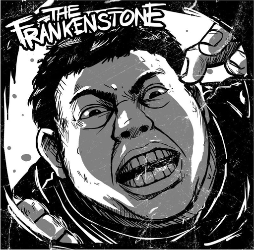 the Frankenstone, s/t - Tape