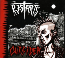 the Restarts, Outsider - CD
